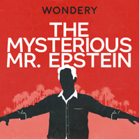 Podcast cover art for The Mysterious Mr. Epstein