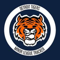 Detroit Tigers Minor League Tracker