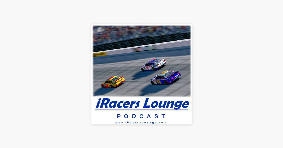 iRacers Lounge on Apple Podcasts
