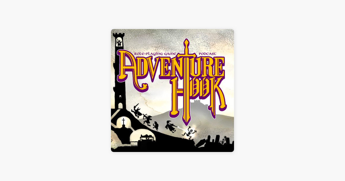 Apple Podcasts पर Adventure Hook