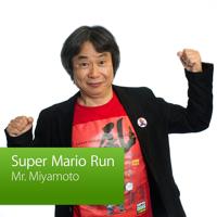 Super Mario Run podcast