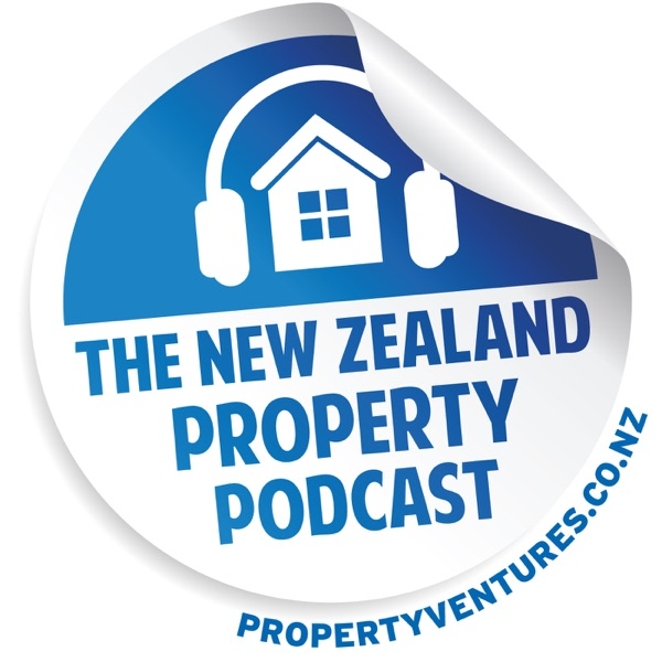 NZ Property Podcast EP 96 - Martin Evans Shares His Investment Story