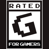 Rated G for Gamers podcast