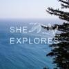 She Explores artwork