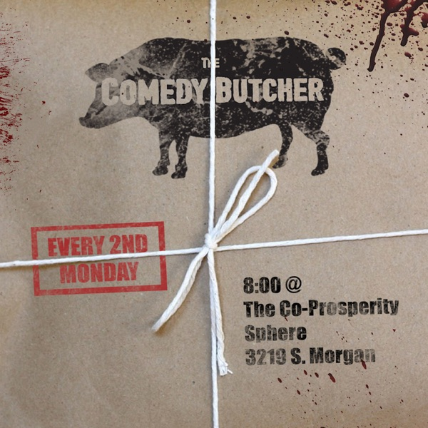 The Comedy Butcher