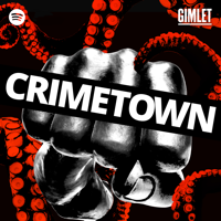 Podcast cover art for Crimetown