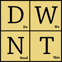 Do We Need This? podcast