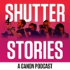 Shutter Stories: A Canon Podcast on Photography, Filmmaking and Print artwork