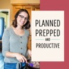Planned, Prepped, and Productive: Real Food Cooking for Busy Moms artwork