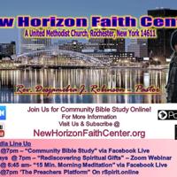 Rev. Dr. D. J. Robinson podcast