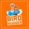 BIRD HUGGER artwork