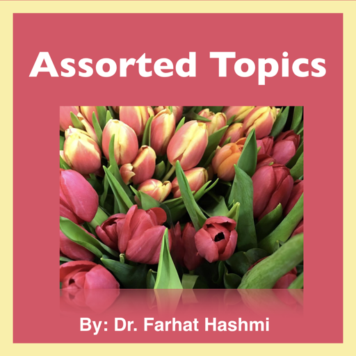 Cover image of Assorted Topics