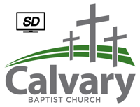 Calvary Baptist Church Sermon Video SD podcast