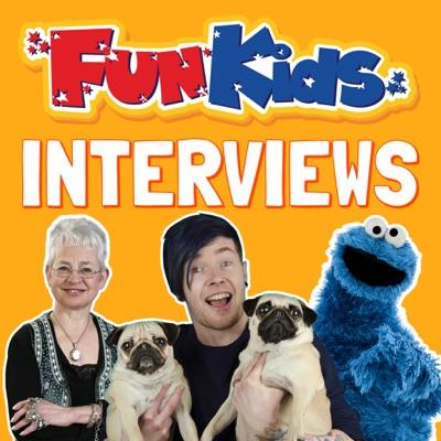 Fun Kids Radio's Interviews:Fun Kids