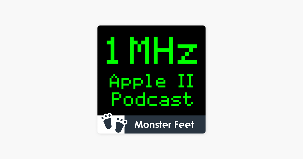 1 MHz Apple II Podcast on Apple Podcasts