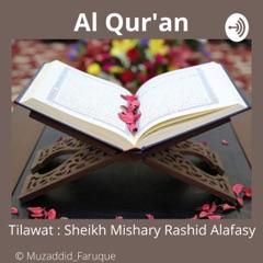 Al Qur'an Tilawat by Sheikh Mishary Rashid Alfasay