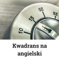 Kwadrans na angielski podcast