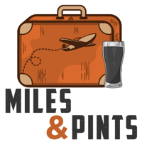 Miles & Pints: The Travel and Beer Podcast podcast