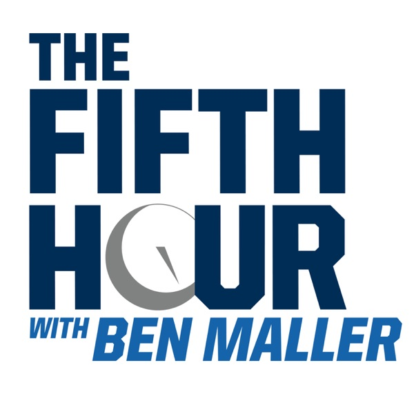 The Fifth Hour with Ben Maller banner backdrop