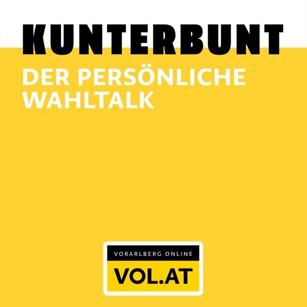 Kunterbunt - der persönliche Wahltalk zur Gemeinderatswahl 2020 in Vorarlberg