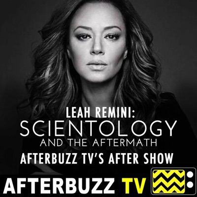The Leah Remini: Scientology and the Aftermath Podcast:AfterBuzz TV
