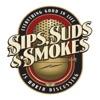 Sips, Suds, & Smokes artwork