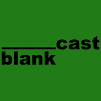 Blankcast podcast