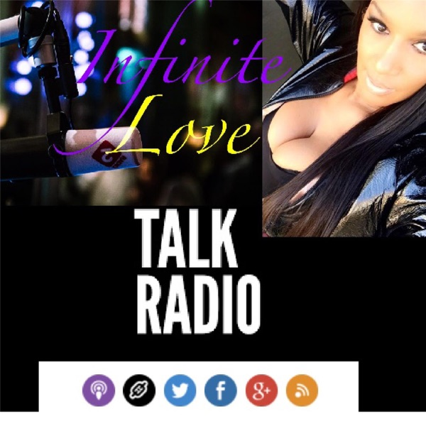 THE CHRISTIE'S INFINITELOVE TALK RADIO!