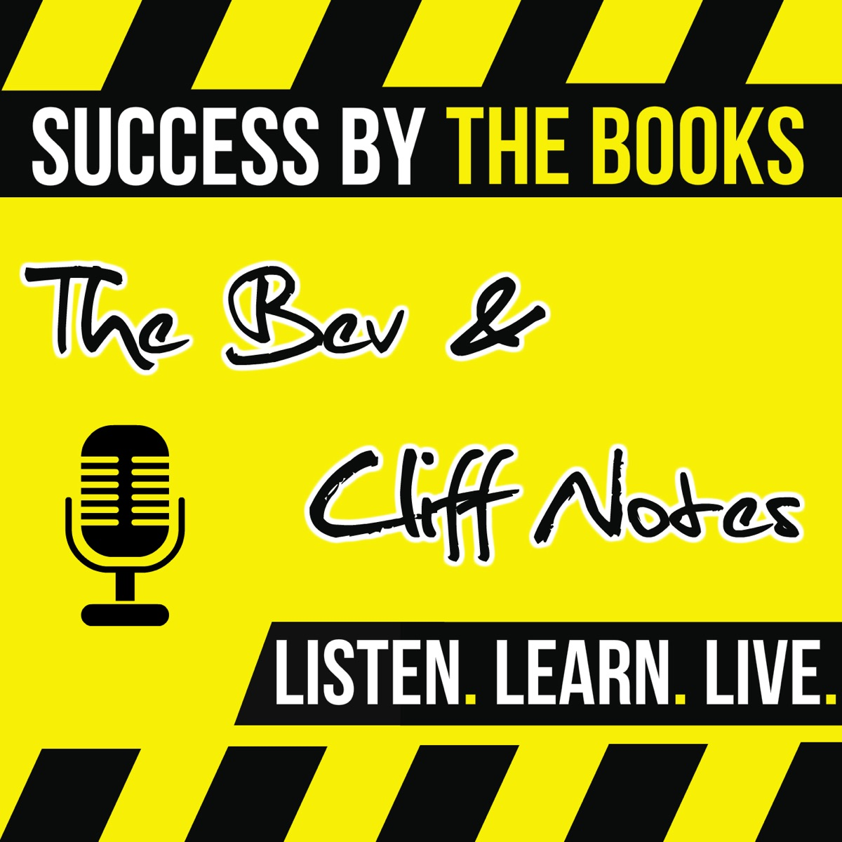 Success By The Books: The Bev and Cliff Notes