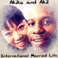 Akiko and Akil International Married Life podcast