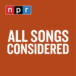 All Songs Considered on Apple Podcasts