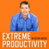 Extreme Productivity with Kevin Kruse artwork