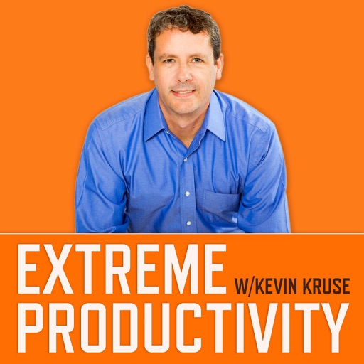 Cover image of Extreme Productivity with Kevin Kruse