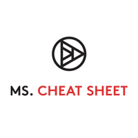 Ms. Cheat Sheet with Kathryn Cicoletti podcast