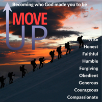 Move Up Sermon Series Daily Scriptures podcast