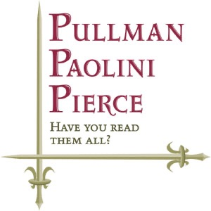 Pullman, Paolini, Pierce Interview