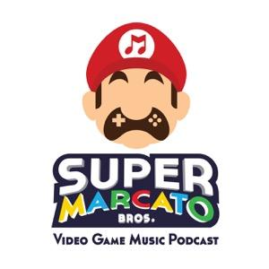 Super Marcato Bros. Video Game Music Podcast