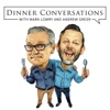 Dinner Conversations with Mark Lowry and Andrew Greer artwork