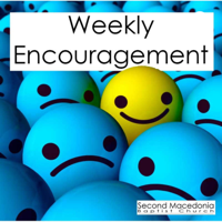 Weekly Encouragement podcast