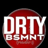 DRTYBSMNT RADIO artwork