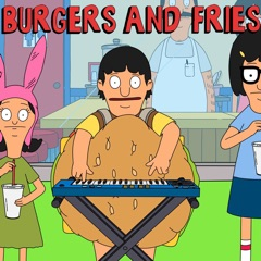 Burgers and Fries: Your One-Stop Bob's Burgers Podcast