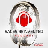 Sales Reinvented EP164 Drew D'Agostino