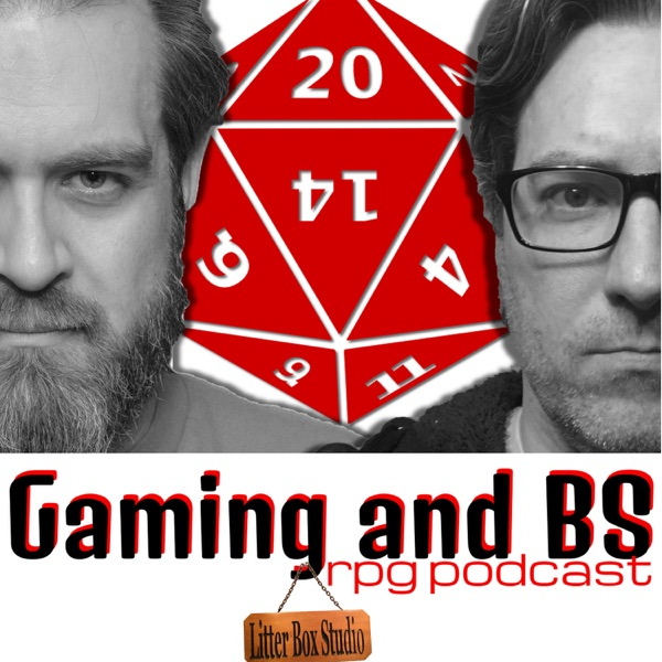 Gaming and BS RPG Podcast Icon