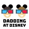 Dadding at Disney artwork