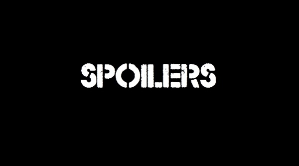 SPOILERS - the podcast