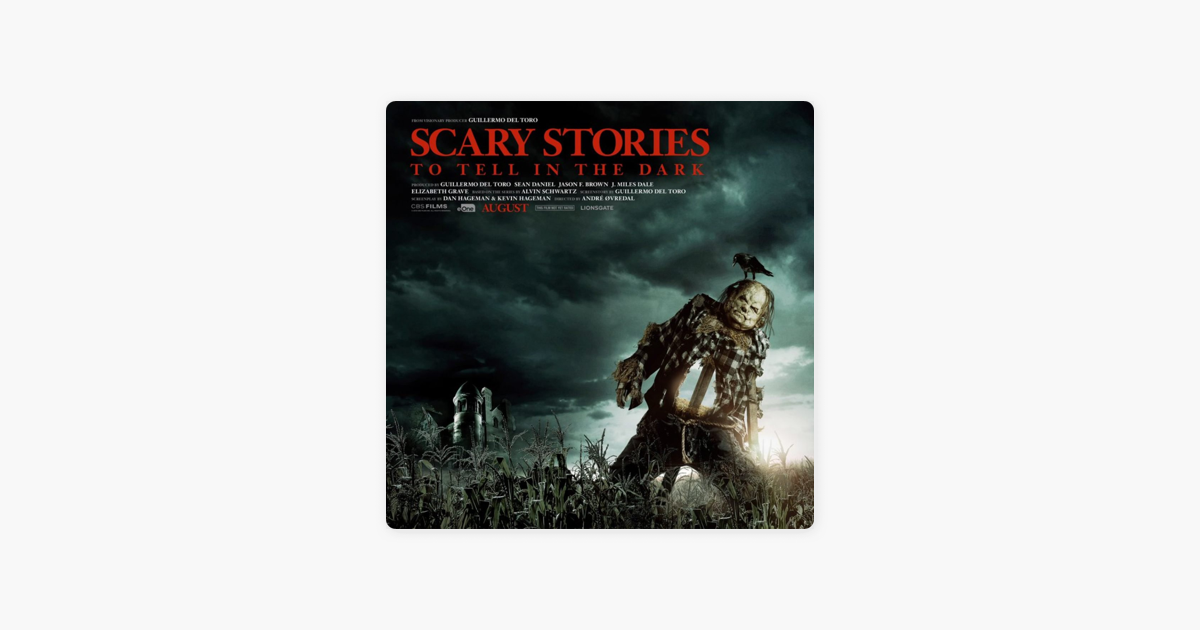 This Better Be Good: Episode 69: Scary Stories To Tell In