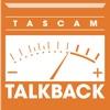 TASCAM Talkback artwork