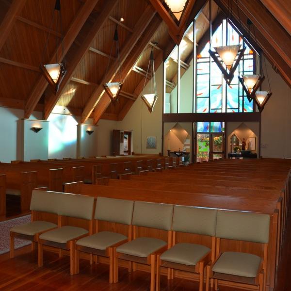 St. Mary's Episcopal Church Laguna Beach CA