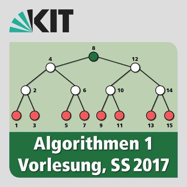 Algorithmen 1, SS2017, Vorlesung