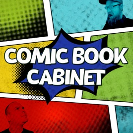Comic Book Cabinet on Apple Podcasts